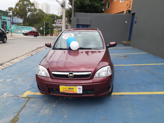 Gm Corsa Sedan 1.4 Premium Completo 2010 $ 19900 Financia