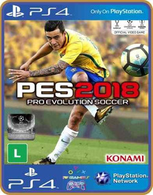 Pro Evolution Soccer 2018 Psn Ps4 Original 1 Pes 2018