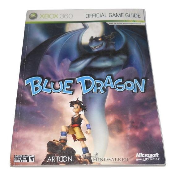 Blue Dragon Guia De Estrategia Prima Xbox 360 +++
