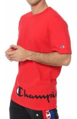 Playera Champion Para Caballero