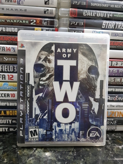 Army Of Two ***original***