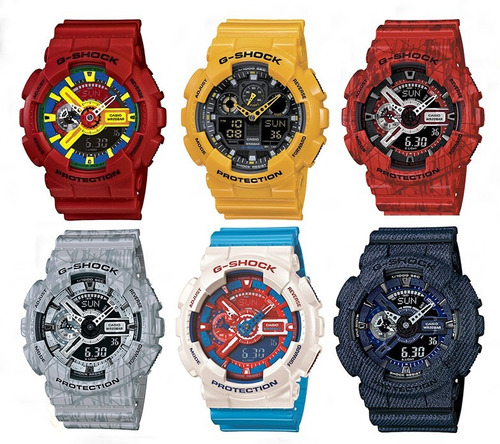 39b5fe0a8b1d Reloj Casio Automatico - Relojes Casio para Hombre en Mercado Libre ...