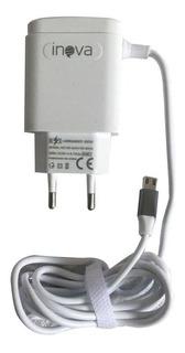 Carregador Turbo Micro Usb Carga Rapida 5.1a 3 Portas Usb