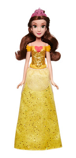 Muñeca Bella Royal Shimmer Disney Princesas