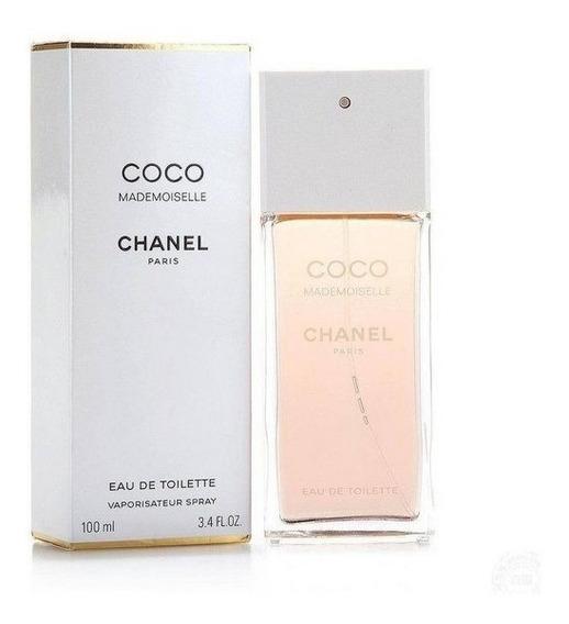 Perfume Chanel Coco Mademoiselle 100ml Edt Original Feminino