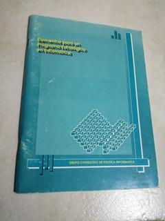 Elementos Para Un Programa Estratégico En Informática