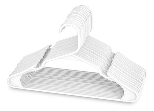 Ganchos De Ropa Plásticos Para Bebés 10 Unidades
