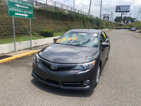 Toyota Camry Se 2014 Clean Carfax