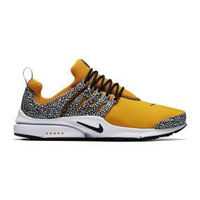 Tenis Nike Air Presto Safari Gold Qs 42 Edicao Limitada