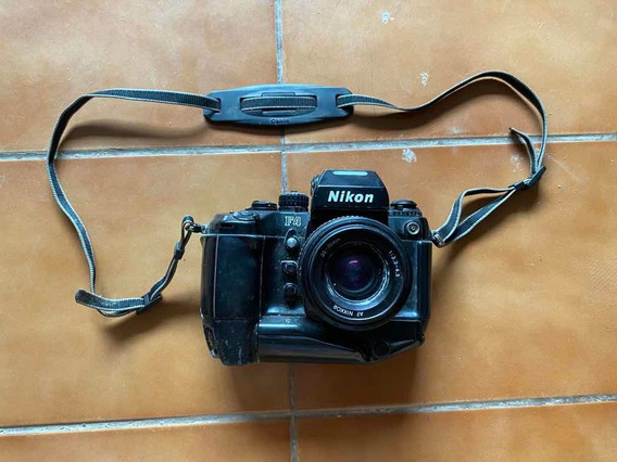 Máquina Fotográfica Nikon F4