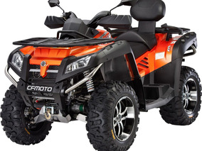 Fourwheel Rd. / Atv ,4wheel Cfmoto,