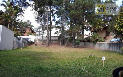 Imagem 1 de 2 de Terreno À Venda, 601 M² Por R$ 840.000,00 - Residencial Das Estrelas - Barueri/sp - Te1269