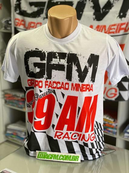 Camiseta Gfm Tipo Bandeira