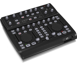 Controlador Dj Behringer Bcd3000 Usb Mezclador