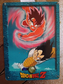 31 Tarjetas Imagics Dragon Ball Z Serie 1 (1997)