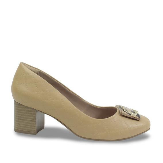 Sapato Feminino Ramarim Matelassê 1884102