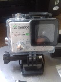 Câmera Esportiva Tipo Gopro Mirage