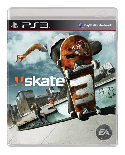 Skate 3 - Ps3 - Usado - Original