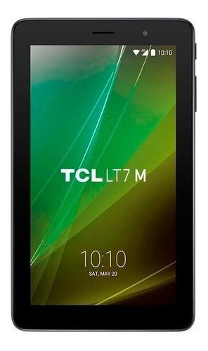 """Tablet  TCL LT7M 7"""" 16GB negra con 1GB de memoria RAM"""