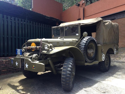 Dodge Weapon Carrier 1942 Militar