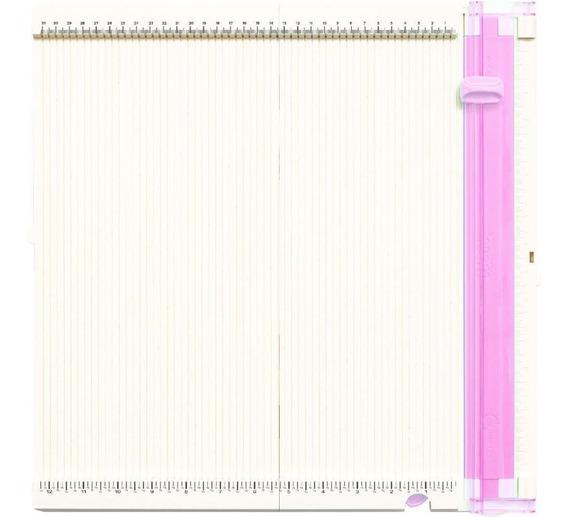 Guillotina Plegable Portátil Metrica 30cm X 30cm We R Memo