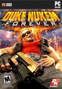 Duke Nukem Forever - Pc - Original Lacrado Midia Física