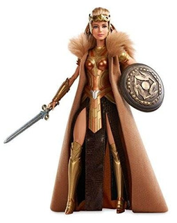 Barbie Wonder Woman Queen Hippolyta Doll!