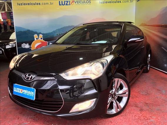 Hyundai Veloster Veloster 1.6 16v Gasolina 3p Automático