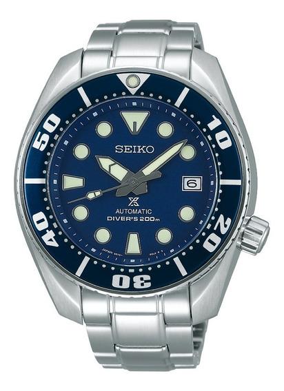 Relógio Seiko Sbdc033 Sumo Diver Scuba Automatico