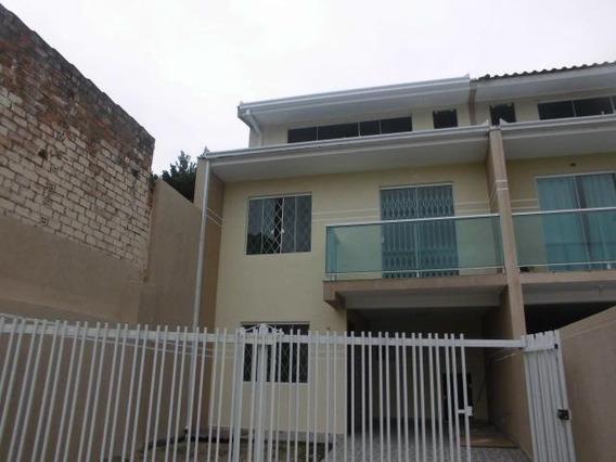 Sobrado Em Condomínio Para Locação Em São José Dos Pinhais, Bom Jesus, 3 Dormitórios, 1 Banheiro, 3 Vagas - Sbl 14478_1-1287484