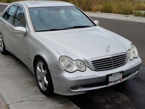 Mercedes-benz Clase C 1.8 230 K Sport At