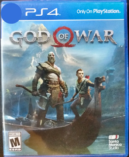 God Of War Ps4 Infinity Games