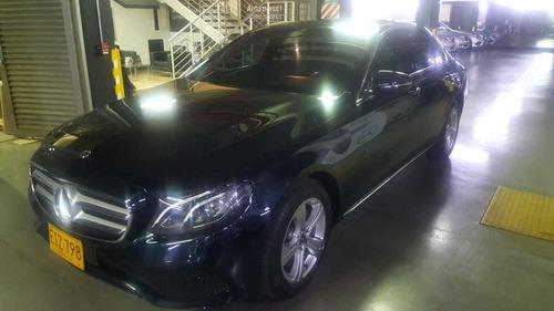 Mercedes-benz Clase E 200 Modelo 2018