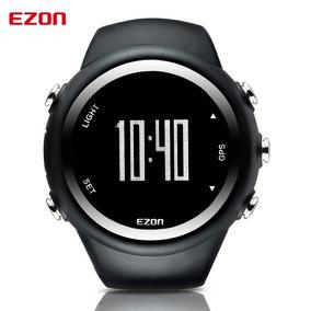 Relógio Unissex Ezon T031 Gps/distância/ Original Promoção