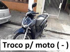 Honda Sh 150i Ú.dono 2018 C/ 11.000km $ 11.600,00 Troco