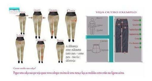 Calça Jeans Feminina Preta Hotpants Cintura Alta Darlook
