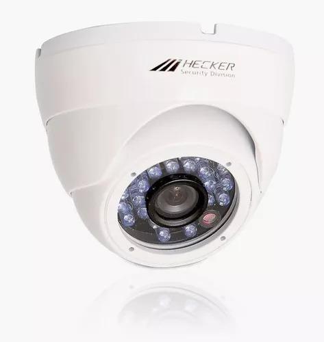 Cámara Seguridad Noche/dia Hecker Hk-5503 Mini Domo Autofoco