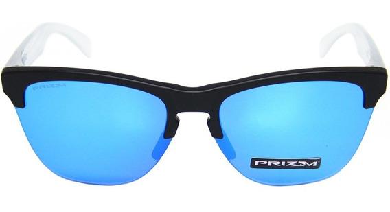 Óculos De Sol Oakley Frogskins 9374 - Masculino