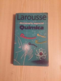 Diccionario Larousse De Química.