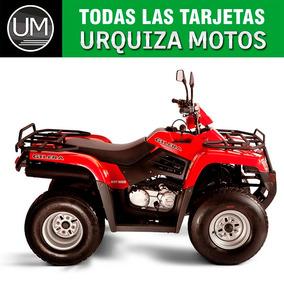 Cuatriciclo Quad Gilera Hot Bear 200 Fr 0km Urquiza Motos