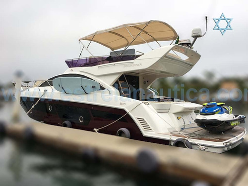 Lancha Phantom 510 Barco Iate N Ferretti Sunseeker Catamara