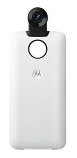 Moto 360 Camera Blanco
