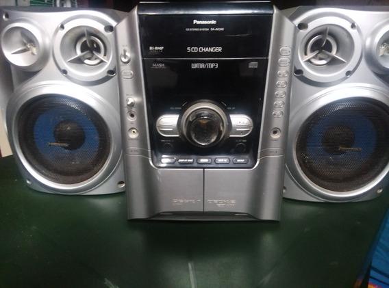 Equipo De Sonido Panasonic Sa-ak340 Error F61