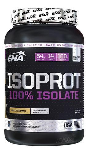 Isoprot Whey Protein Ena 100% Isolate 2lb Rapida Asimilacion