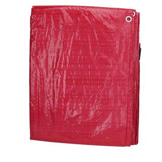 Santul 5439 Lona Premium, Roja, 20 X 40 Ft (6.09 X 12.19 M)