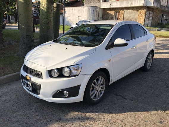 Chevrolet Sonic Ltz Mt 4 Puertas