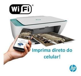 Multifuncional Hp Wireless Ink Advantage 2676 Imp. Cop. Scan