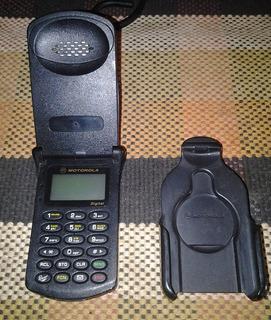 Telefono Motorola Star-tac Para Coleccionistas