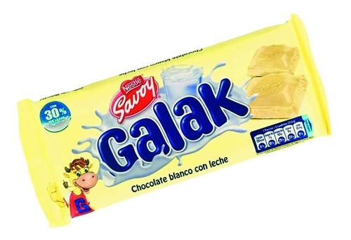 Chocolate Galak Grande Producto Venezolano