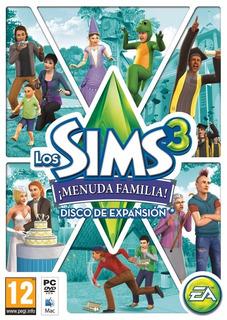 Sims 3 Dlc Generations Menuda Familia Origin Inmediato! Ade